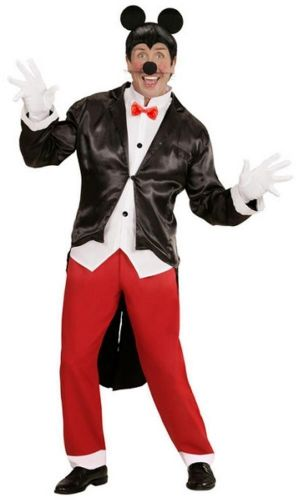 Mr Mickey Mouse XL adult Costume for men (05884)